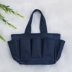 Thirty-one carry all caddy in navy blue